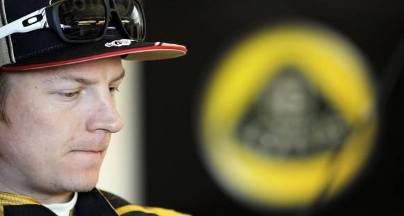 Raikkonen: Yeterince hızlı değildik