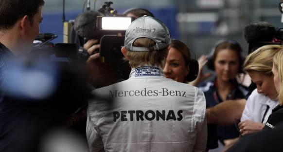 Rosberg: Bu kadar hızlı olmayı beklemiyordum
