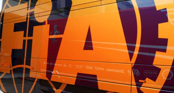 FIA , Lotus'un F-Kanal protestosunu reddetti
