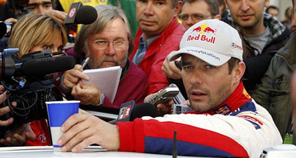 Loeb FIA'nın yeni lastik kurallarından memnun