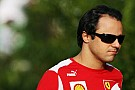 Felipe Massa bu sezon F2012'den ilk kez memnun