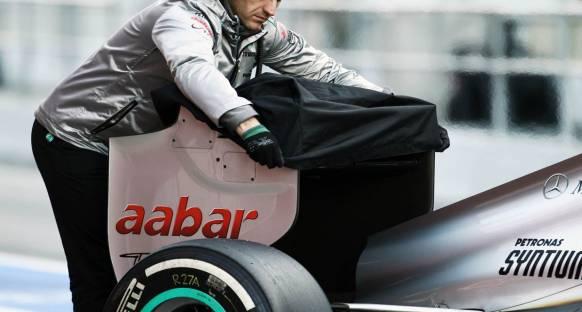 FIA: Mercedes'in arka kanadı yasal
