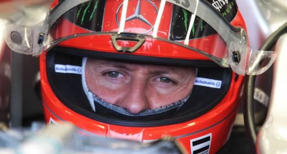 Schumacher zafer hayali kurmuyor