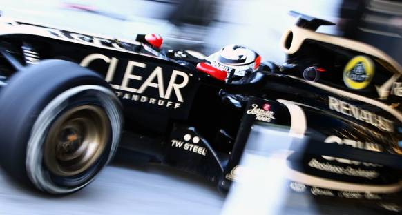 Raikkonen: Albert Park, Lotus'a göre bir pist
