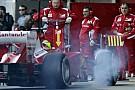 Ferrari baskı altında
