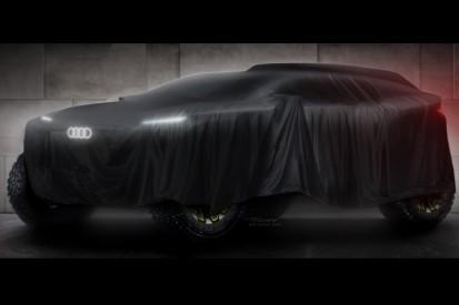 Dakar-Projekt von Audi: Erste Testfahrten ab Mitte des Jahres