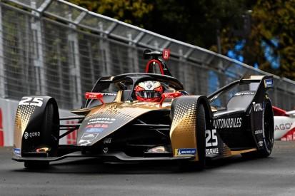 Formel E Rom 2021: Jean-Eric Vergne gewinnt turbulentes Rennen