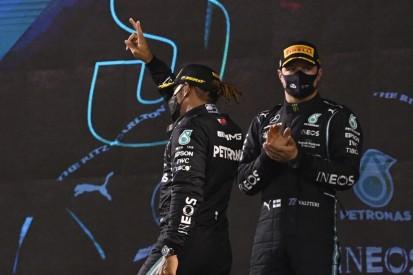 Marc Surer: Mercedes hat Bottas gebraucht, um Hamilton zu helfen