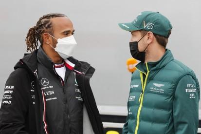 Hamilton: Duelle mit Vettel gehören zu den großen Rivalitäten der F1