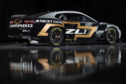 NASCAR Gen7: Chevrolet, Ford, Toyota zeigen ihre fertigen Autos für 2022