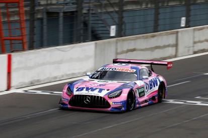DTM-Testfinale Lausitzring: Götz holt trotz Hagelschauer auch dritte Bestzeit