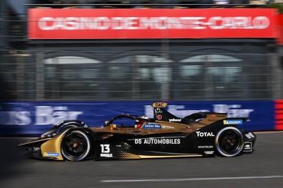 Formel E Monaco 2021: Poleposition für Antonio Felix da Costa