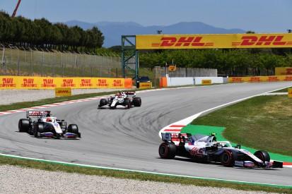 """Mick Schumacher nach Barcelona-Quali: """"Hätte vielleicht Kimi schlagen können"""""""