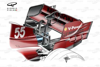 Formel-1-Technik: Die wichtigsten Upgrades beim Spanien-Grand-Prix