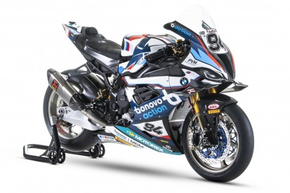 Jonas Folgers neues Superbike: BMW zeigt die M1000RR für die WSBK 2021