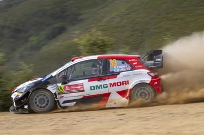 WRC Rallye Portugal 2021: Drama von Tänak bringt Evans in Front