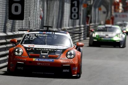 Porsche-Supercup Monaco 2021: Start-Ziel-Sieg Larry ten Voorde