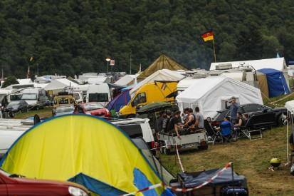24h Nürburgring 2021: Camping jetzt doch möglich