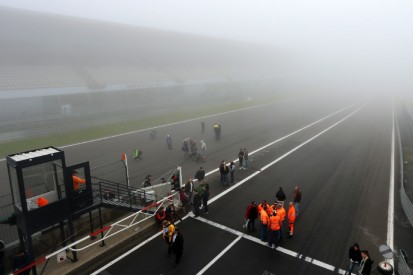 Rote Flagge bei 24h Nürburgring 2021! Dichter Nebel an der Nordschleife