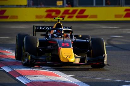 Formel 2 in Baku: Jüri Vips macht den Doppelsieg perfekt