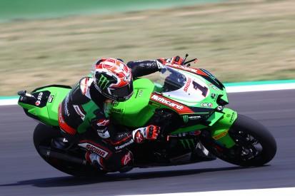WSBK Misano Superpole: Kawasaki vor Yamaha und Ducati, Folger auf P15