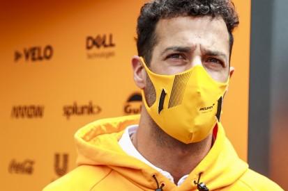 """Daniel Ricciardo: Bewusster """"Schritt zurück"""" im McLaren-Simulator"""