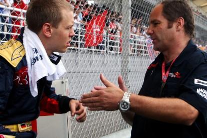 """Formel-1-Liveticker: Berger: Sebastian Vettel ist """"über seinem Zenit"""""""