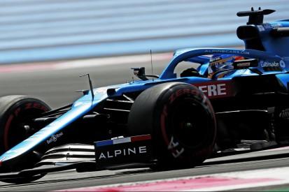 """""""Sehr guter Tag"""" für Alpine: Fernando Alonso fährt auf P4"""