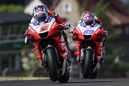 Verkehrte Welt beim Sachsenring-GP: Ducati holt dank Johann Zarco die Pole