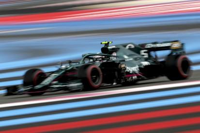 Aston Martin: Platz sieben war für Vettel in Reichweite