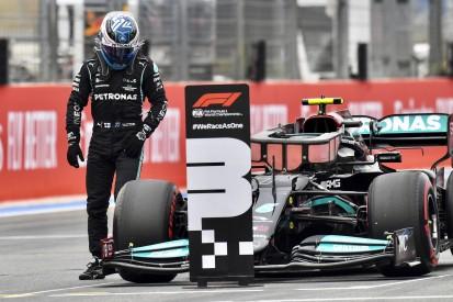 Enttäuscht über P3: Valtteri Bottas nach Baku-Debakel wieder da