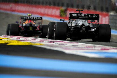 Mercedes: Ohne Perez hätten wir es mit zwei Stopps probiert