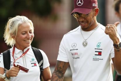Lewis Hamilton: Das ist die Frau an seiner Seite