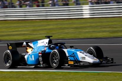 Formel 2 Silverstone 2021: Start-Ziel-Sieg von Richard Verschoor