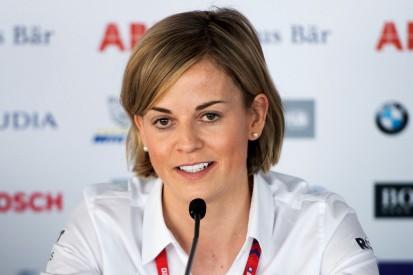 """Susie Wolff im Interview: """"Ein Wolff in der Formel 1 ist genug!"""""""