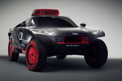 Audi RS Q e-tron: Hybrid-Renner für die Rallye Dakar vorgestellt