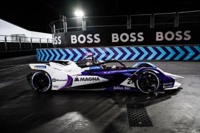 Formel E London 2021: Jake Dennis gewinnt ExCeL-Premiere