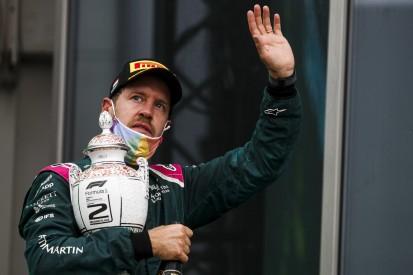 Kurios: Vettel disqualifiziert, bleibt aber als Zweiter im Ergebnis!