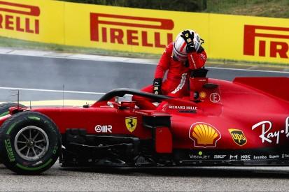 """Frühes Aus für Leclerc: Ferrari ärgert sich über """"dummen"""" Unfall mit Stroll"""