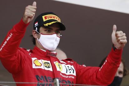 Carlos Sainz sen. begrüßt Abnabelung: Carlos jun. hat ja meine Nummer!