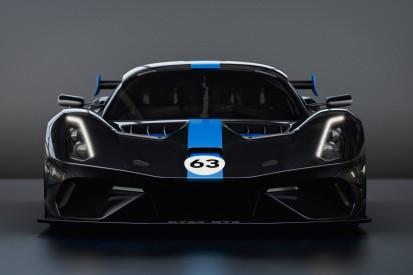 Brabham BT63 GT2 Concept vor Debüt: Gaststart in Le Castellet
