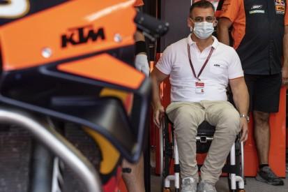 MotoGP-Aus während FT4: Petrucci vom Verhalten der KTM-Chefs enttäuscht