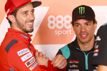 """Yamaha bestätigt Einigung mit Andrea Dovizioso für 2022: """"Plan ist, ab Misano"""""""