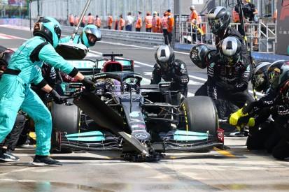 Erklärt: Die neuen Boxenstopp-Regel der Formel 1 2021