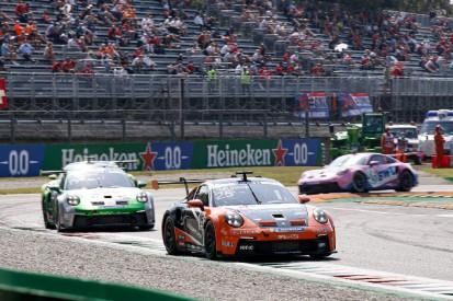 Champion Larry ten Voorde beendet Porsche-Supercup 2021 mit Sieg in Monza