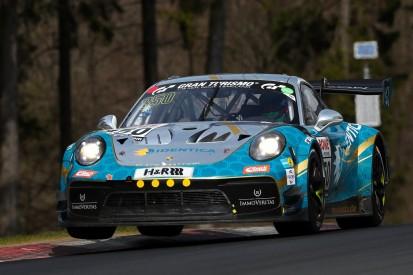 Black Falcon kehrt in die SP9 zurück: Porsche 911 GT3 R bei NLS8!