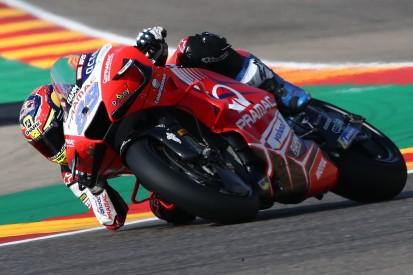 Sitzposition auf der Ducati: Jorge Martin holt sich Tipps von Jorge Lorenzo