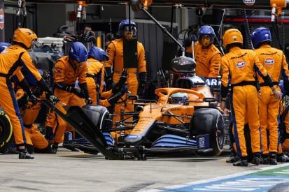 """Daniel Ricciardo: Reifenwechsel war für mich """"gar keine Frage"""""""