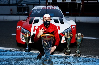 Rene Rast feiert 2022 sein DTM-Comeback mit Audi