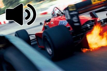 Vergleich im Video: Formel-1-Motorensound früher und heute!